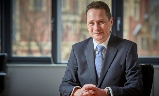 Professor Nick Plant, Deputy Vice-Chancellor for Research and Innovation.
