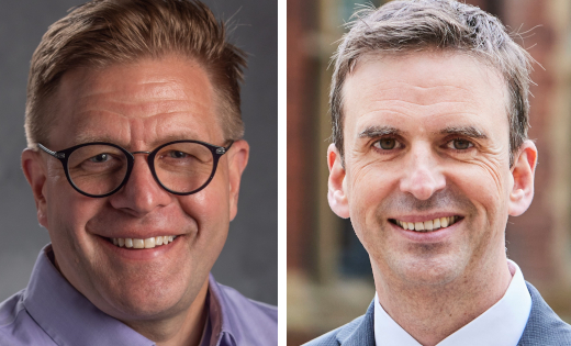 New Deputy Vice-Chancellor appointments announced. April 2021