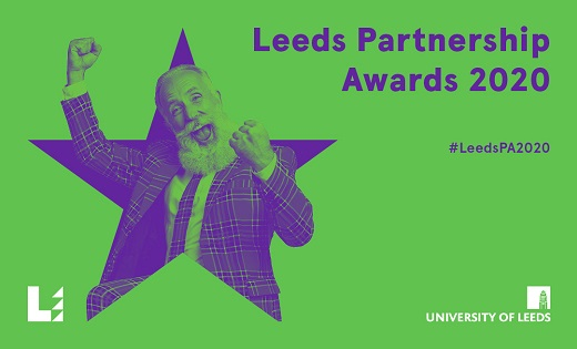 Leeds Partnership Awards 2020 winners. May 2020
