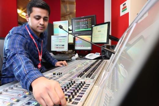 Jahangir: Apprentice Broadcast Engineer at BBC